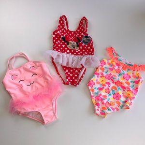 18 month swimsuit bundle